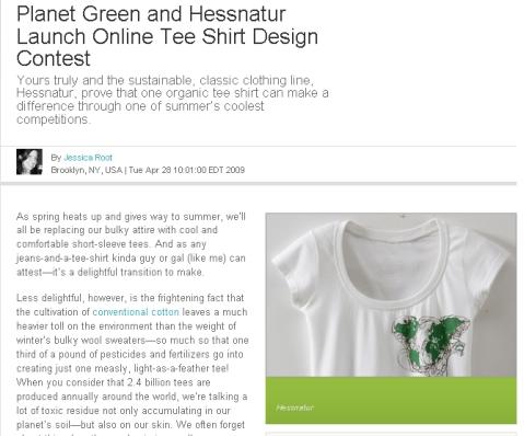 Wie Ein T Shirt Helfen Kann Die Welt Zu Verandern Hessnatur Magazin