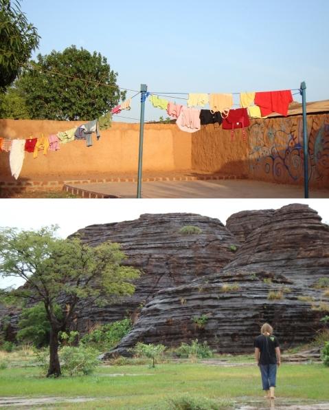 Burkina Faso-Reise