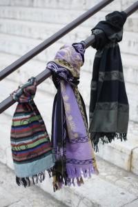 Nepal-Schal