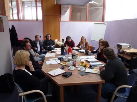 Multi-Stakeholder-Meeting