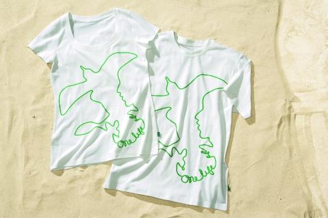 Planet Green One Life-TShirts