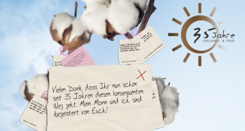 Glückwünsche Zum 35 Jährigen Jubiläum Hessnatur Magazin