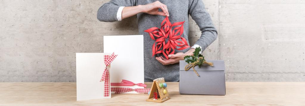 Geschenkverpackung Selber Basteln Hessnatur Magazin