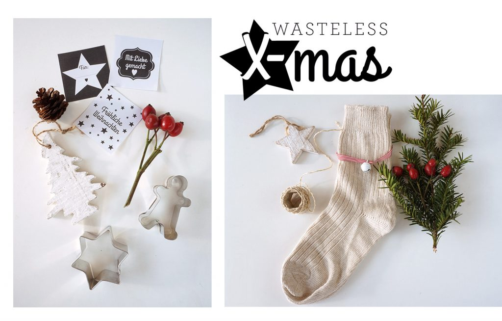 Wasteless X-Mas by hessnatur