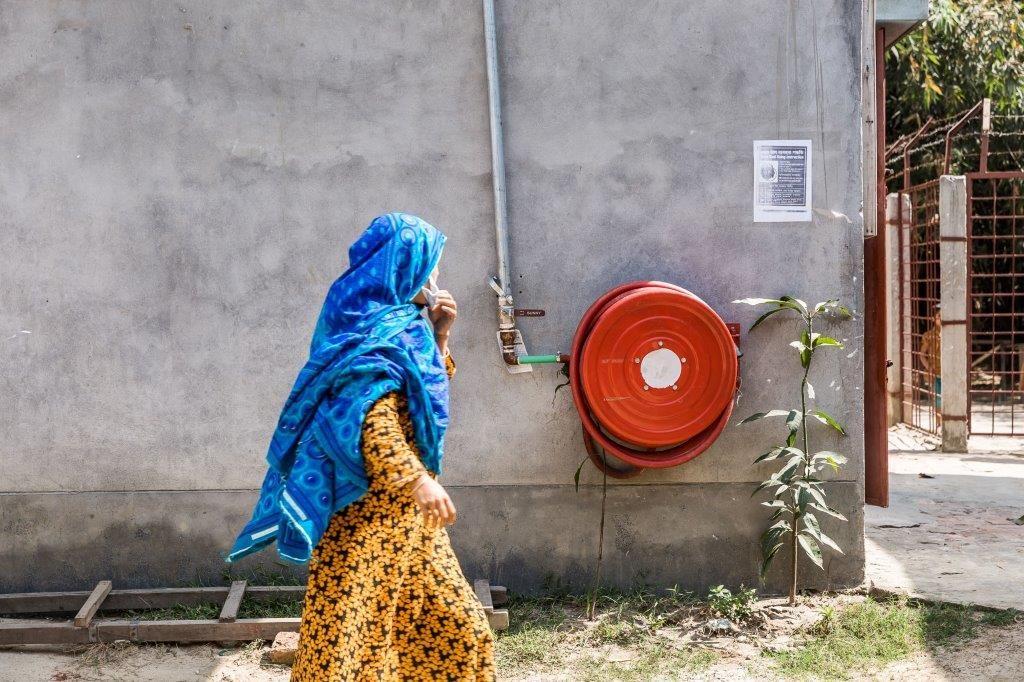 Bangladesch Jeans Fabrik