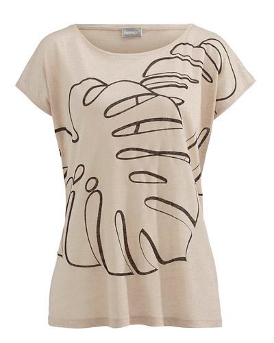hessnatur Shirt aus Hanf
