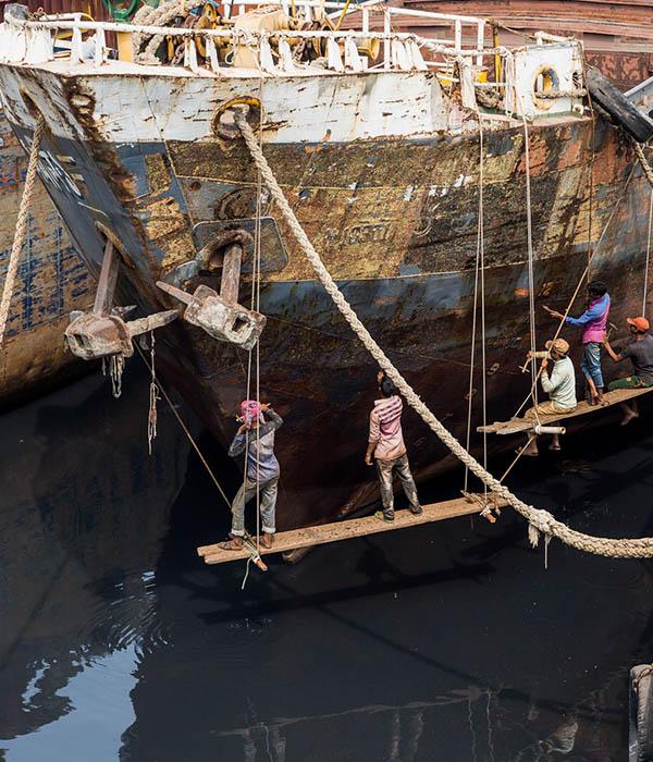Bangladesch Boot