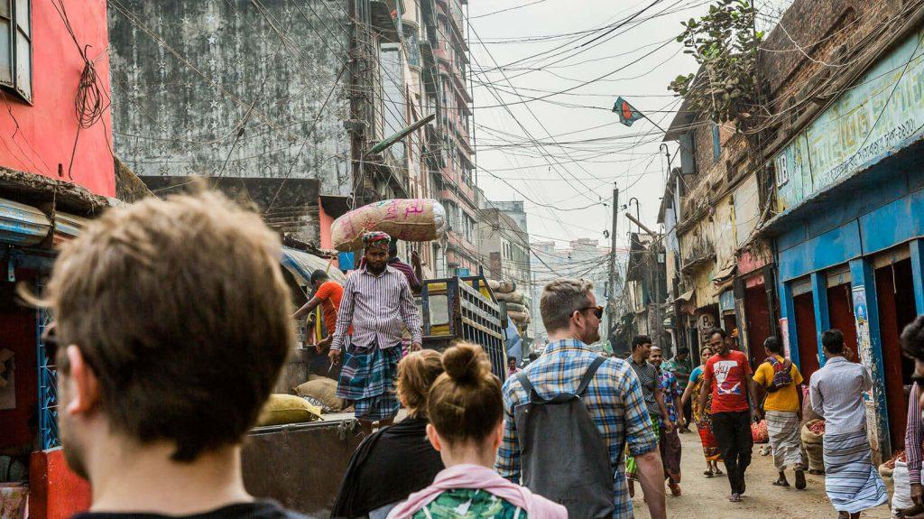 Bangladesch Reise