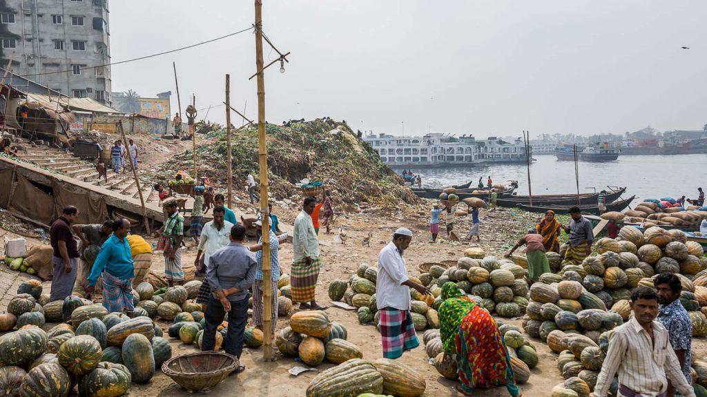 Bangladesch Markt