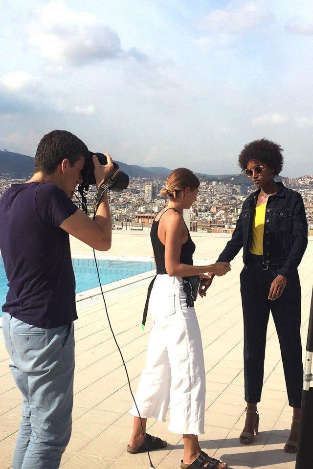 Sommer-Kollektion-2017-Fotoshooting-Barcelona-Making-Of