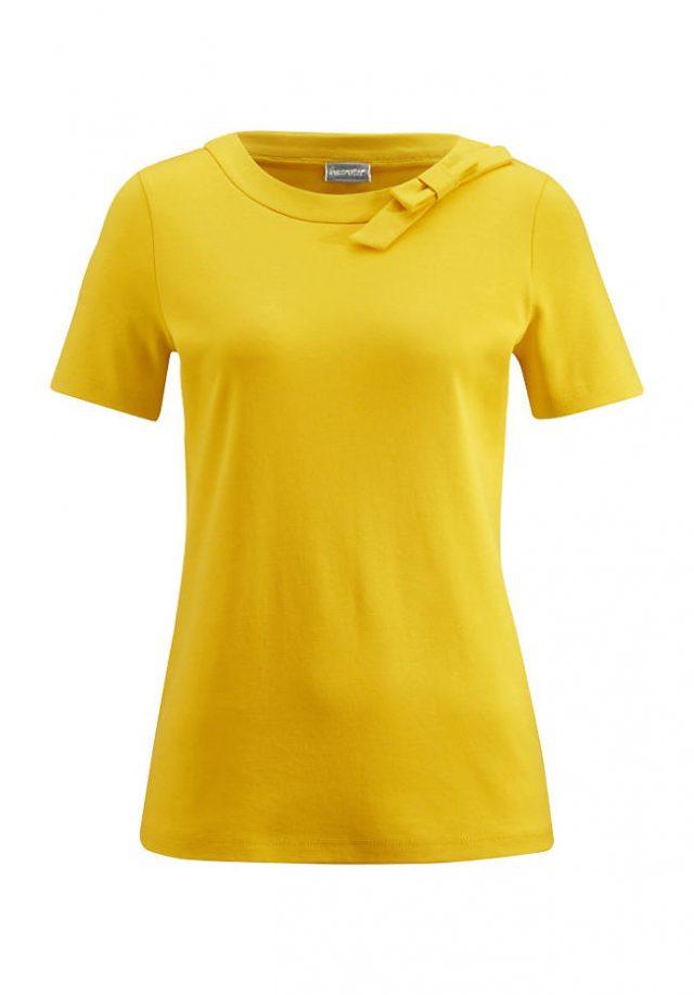 Shirt mit Schleife