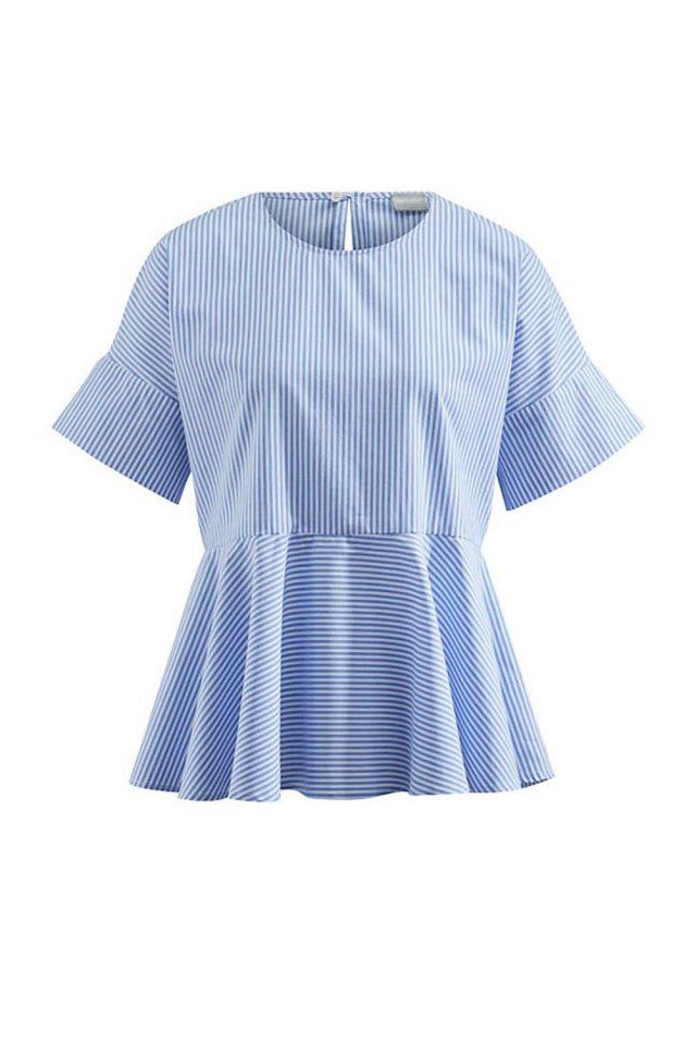 hessnatur Schwesternstreifen Hemd