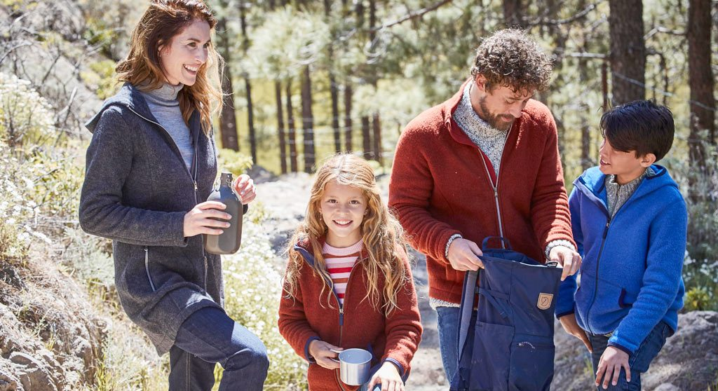 Ökologische Naturmaterialien für die ganze Familie