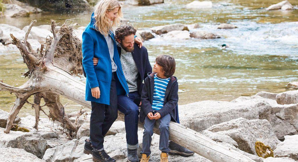 Bio Walkjacken und Mäntel für Outdoor-Spaß