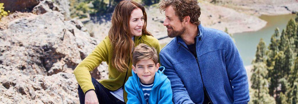 Ab in die Natur mit Outdoor Bio-Mode für die ganze Familie