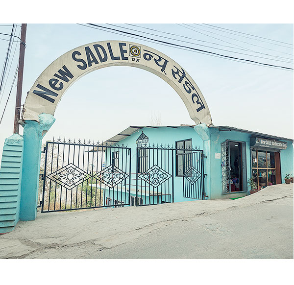 New Sadle Schals