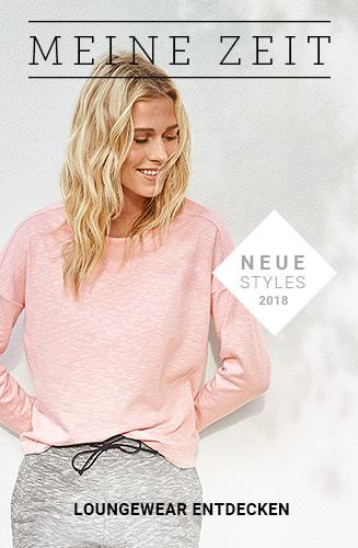 Neue Yoga- und Loungewear-Kollektion