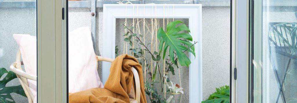Vertikaler Garten hessnatur