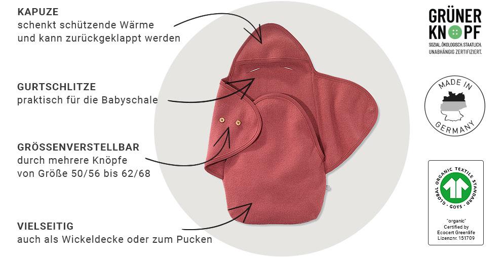 hessnatur Walksack