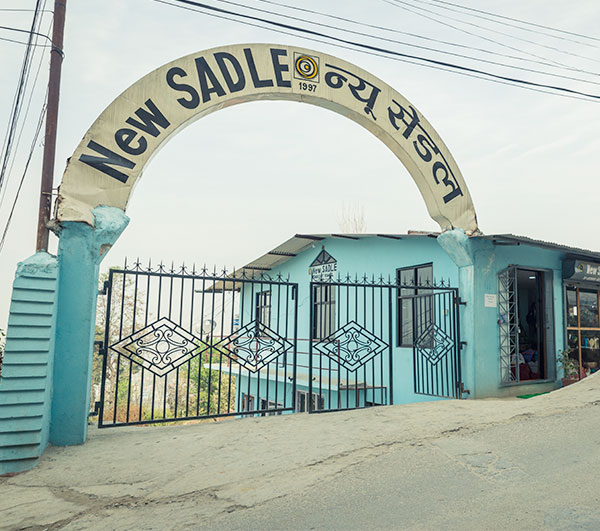 New Sadle Fabrik