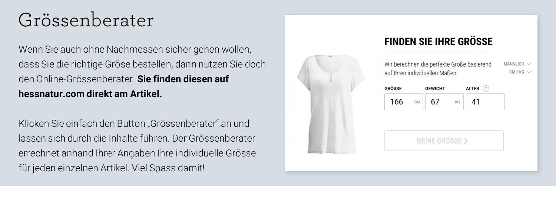 Kleider grossentabelle schweiz
