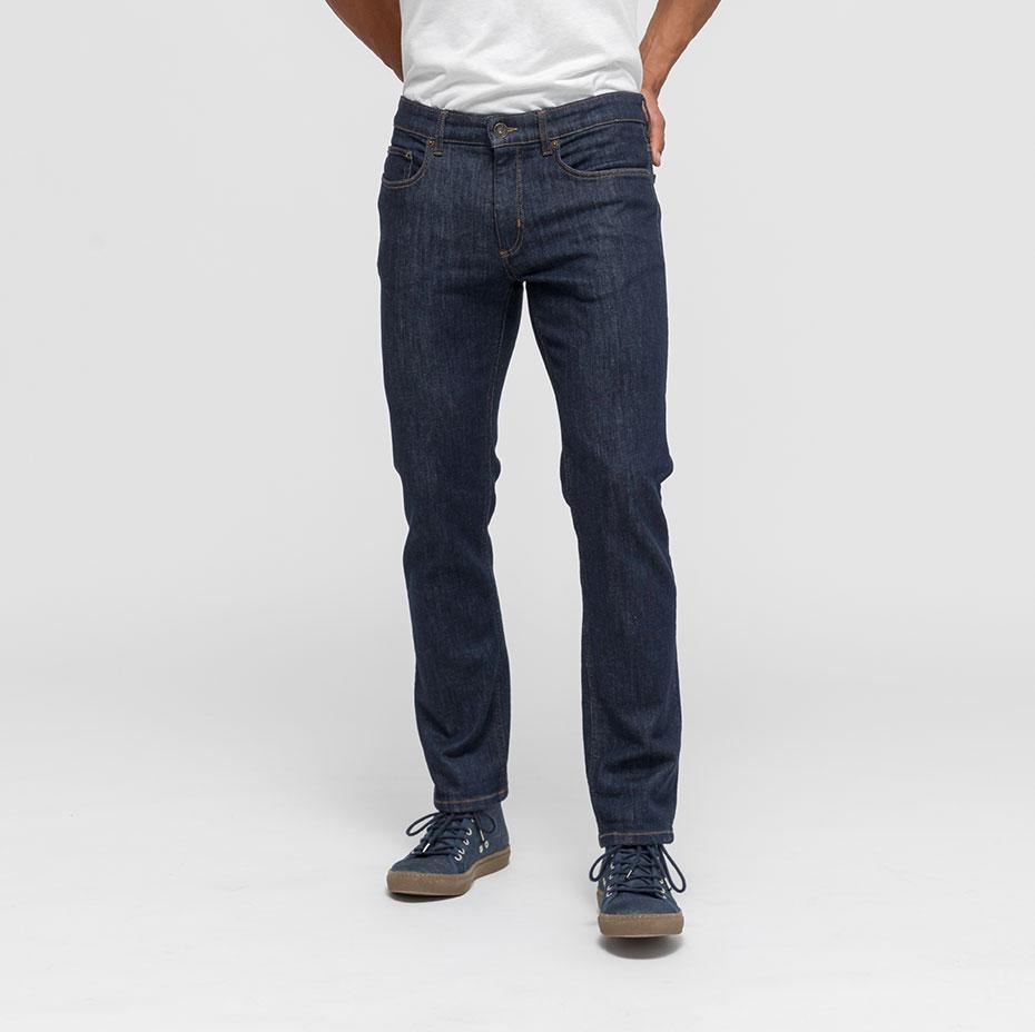 Straight-Fit-Jeans Ben Vorderseite