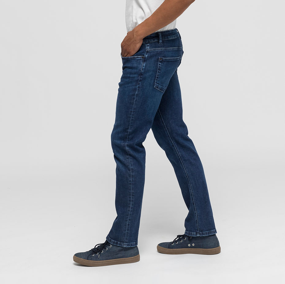 Slim-Fit-Jeans Jasper Seitenansicht