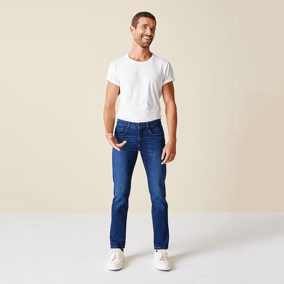 Slim-Fit-Jeans Ben Vorderseite