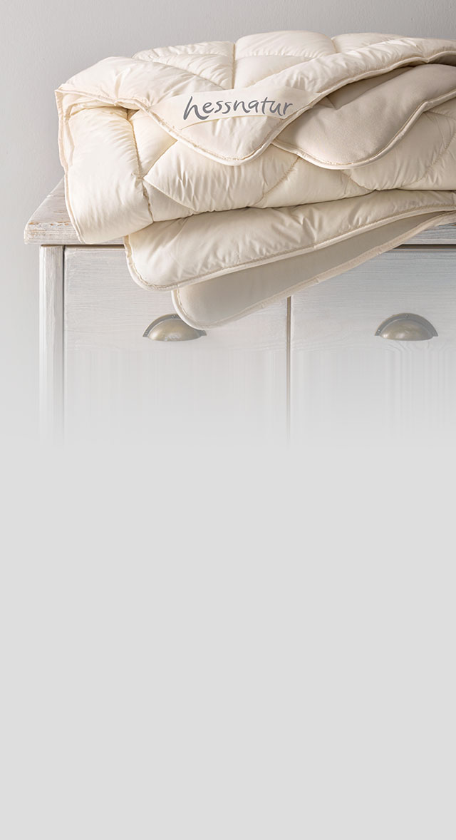 Bettdecken Beratung Welche Bettdecke Ist Die Richtige Hessnatur