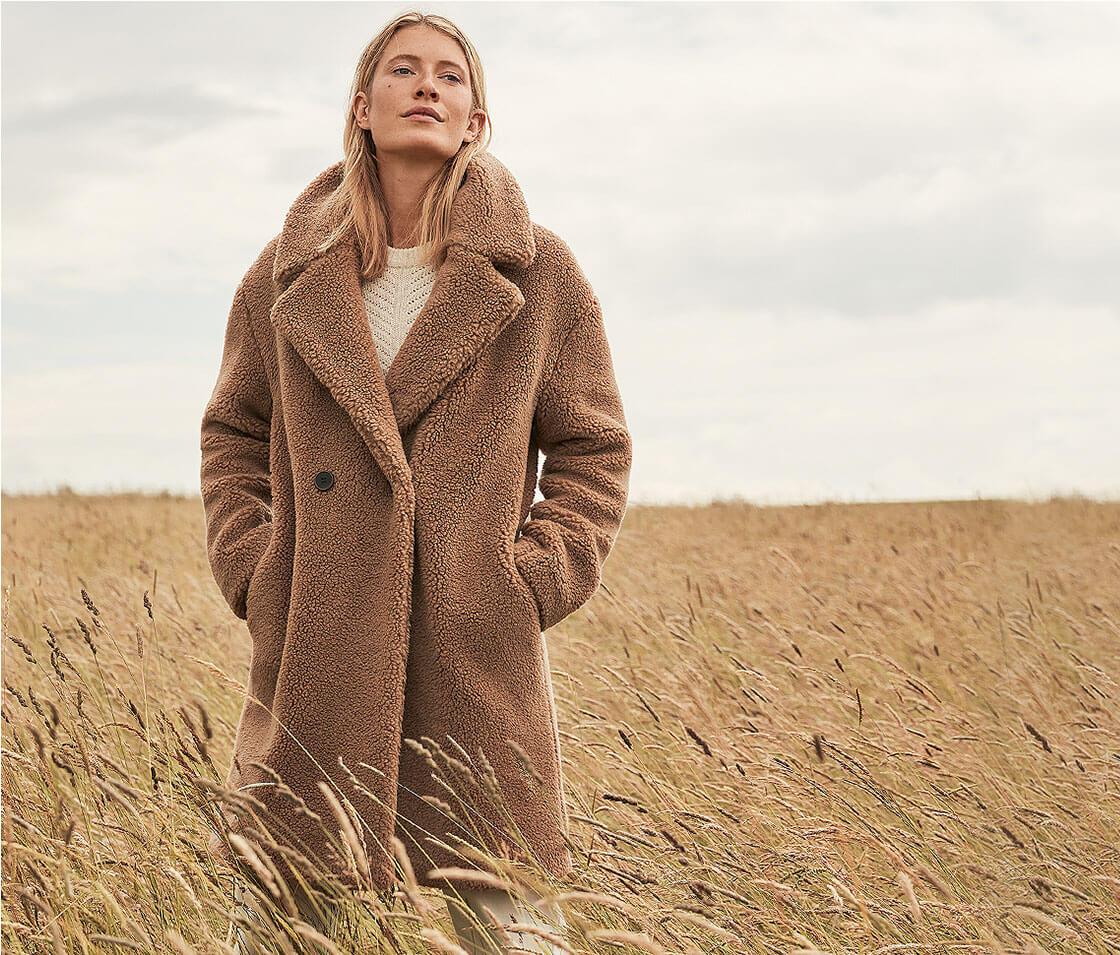 Mode Neuheiten aktuelle Modetrends 2020 hessnatur Österreich
