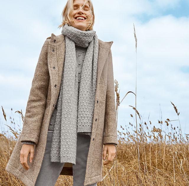 size 40 bcf53 75554 Exklusive Kleidung aus wertvollen Naturfasern - hessnatur ...