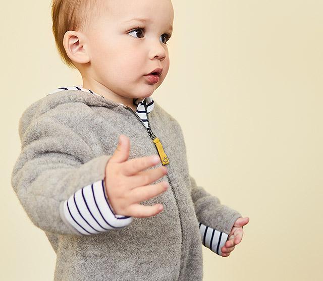 finest selection 28e79 e5042 Nachhaltige Babykleidung - hessnatur Österreich