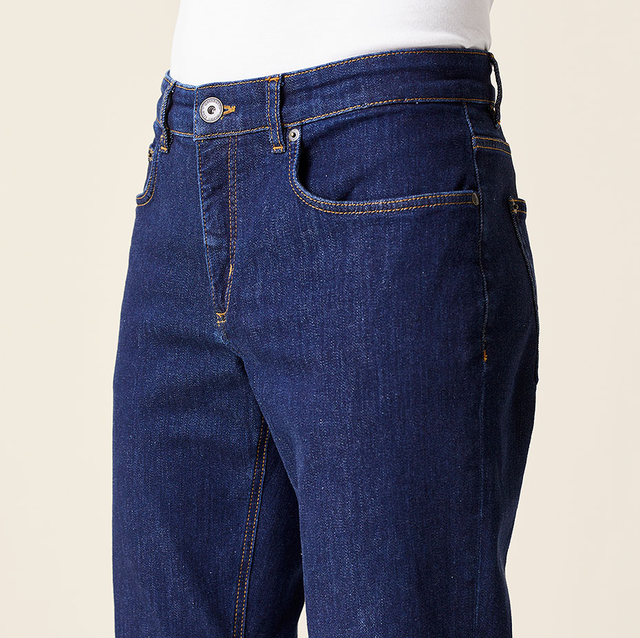 Straight-Fit-Jeans Ben Bund vorne