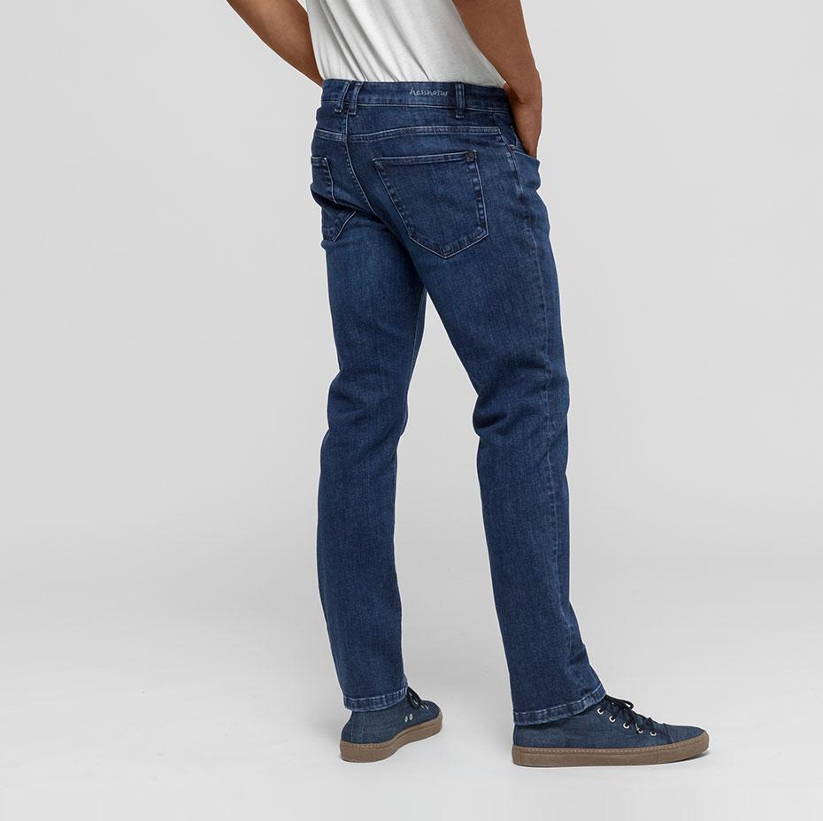 Slim-Fit-Jeans Jasper Rückseite