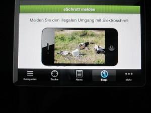 eSchrott App2