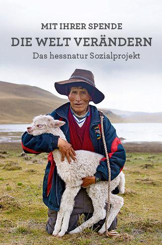 Sozialprojekt 2016 in Peru