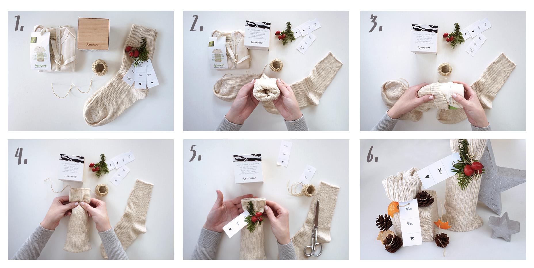 kennen sie schon diese 4 diy hacks zum geschenke verpacken. Black Bedroom Furniture Sets. Home Design Ideas