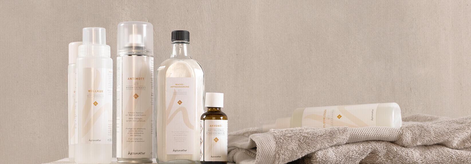 hessnatur Bio-Textilpflege-Mittel