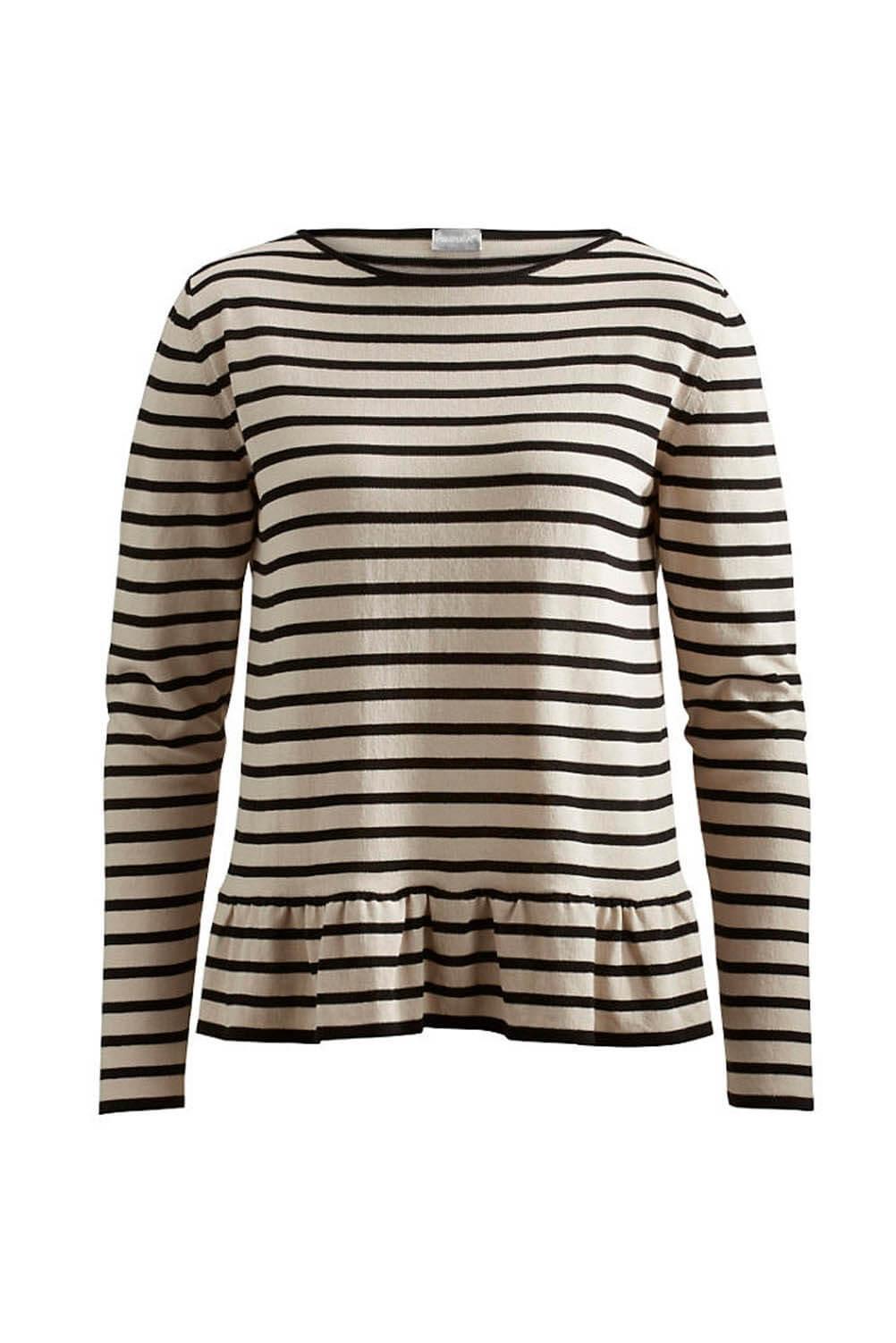 hessnatur-rueschen-romantische-sommer-stylings-streifen-pullover-beige