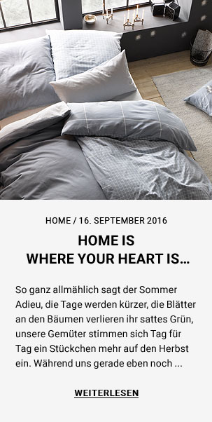 Home is where your Heart is…