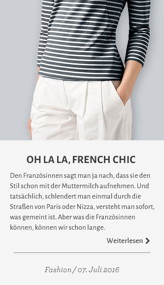 Oh la la, FRENCH CHIC