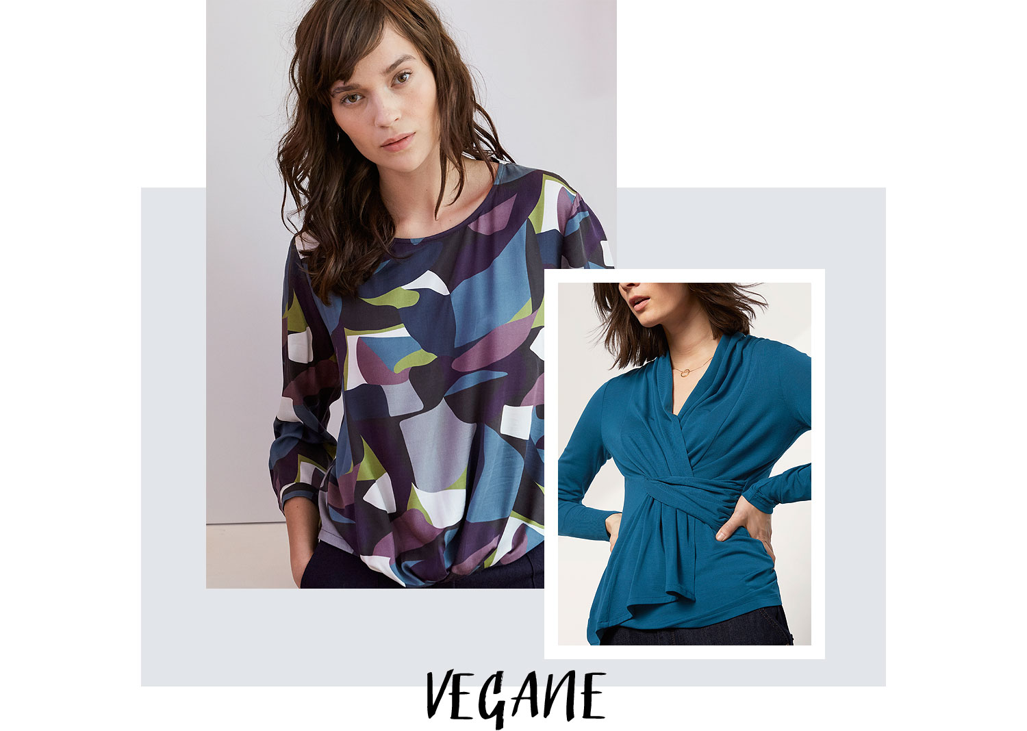 Vegane-Damen Mode